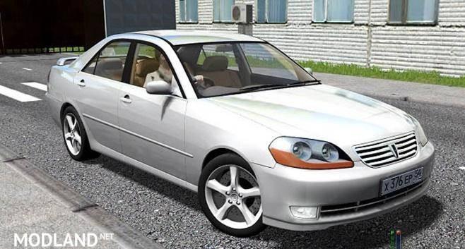 Toyota Mark II X110 [1.5.9]